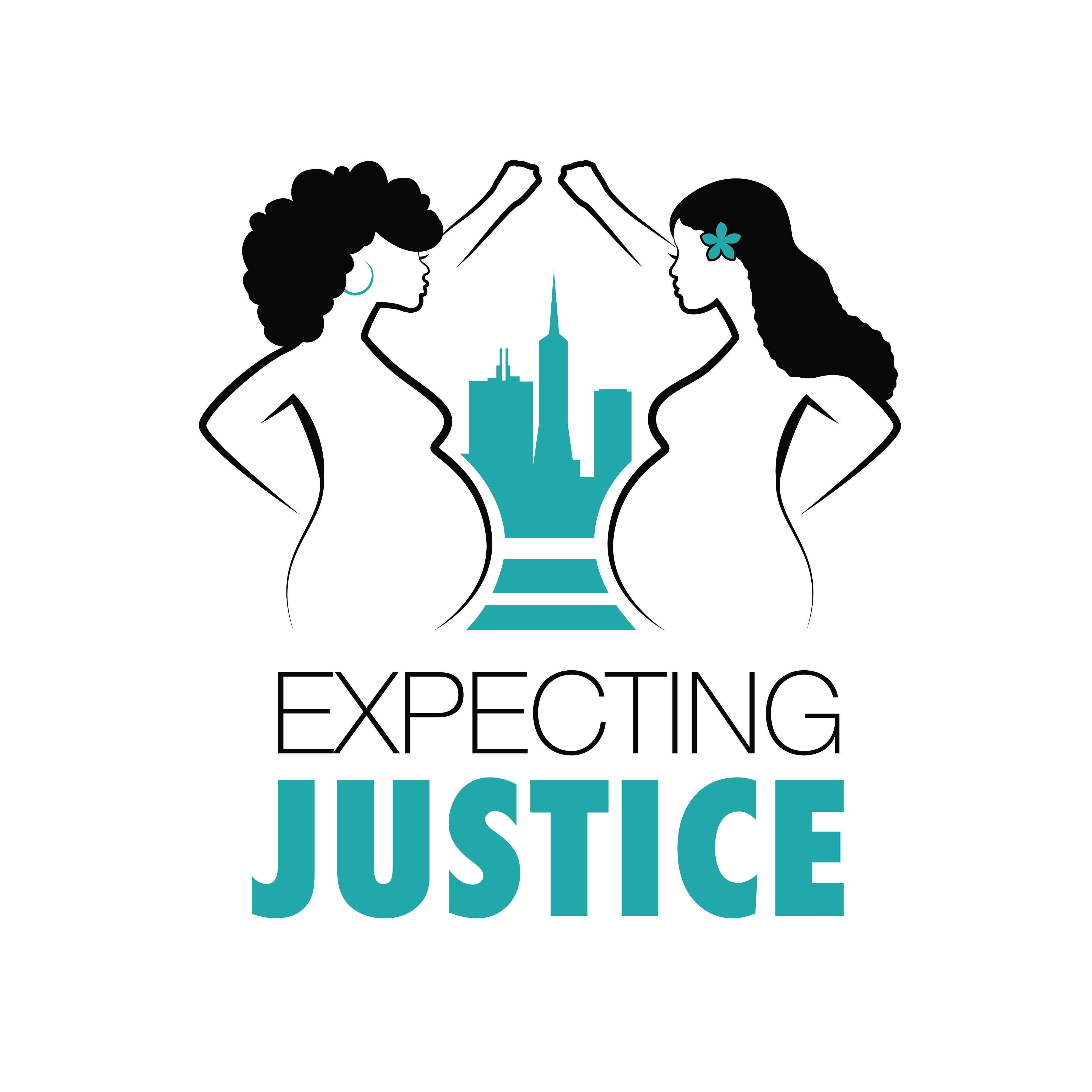 Expecting Justice logo